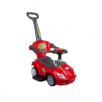 سيارة دفع للاطفال لون احمر رقم C301