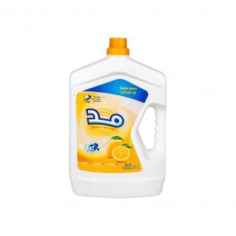 مطهر ومنظف ارضيات سائل , مــــد , برائحة الليمون 3لتر