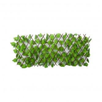 شجر ستارة اخضر على خشب صغير رقم YM-23034