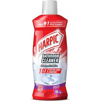 منظف الحمامات هاربيك برائحة الورد - 500 مل