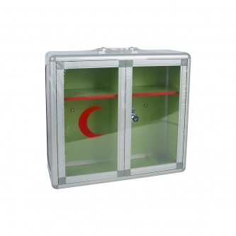 صندوق الاسعافات الأولية  - المنيوم - رقم 554295