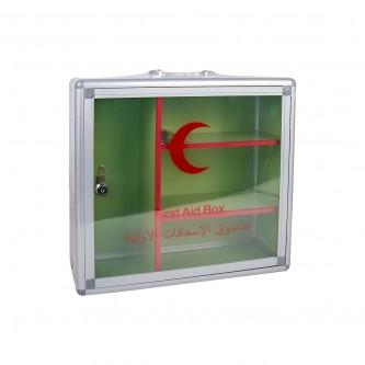 صندوق الاسعافات الأولية  - المنيوم - رقم 554293