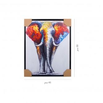 لوحة فنية جدارية لديكور المنزل مقاس 40 * 50  سم  رقم 771109