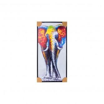 لوحة فنية جدارية  لديكور المنزل مقاس 40 * 80 سم رقم 771107