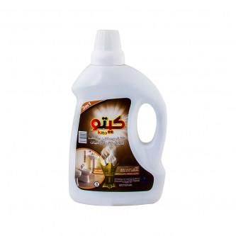 مطهر ومنظف ومعطر للحمامات والارضيات كيتو  2.0 لتر برائحة البخور