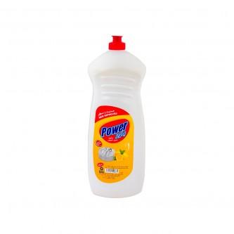 سائل غسيل الصحون اواني باور ليمون 1.5لتر