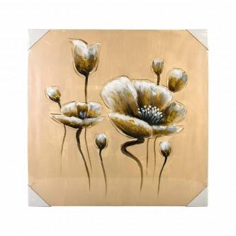 لوحة فنية جدارية لديكور المنزل مقاس 80 * 80  رقم YM-23082