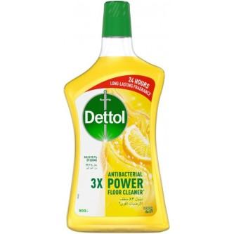 منظف متعدد الاغراض  من ديتول برائحة  الليمون 900 مل