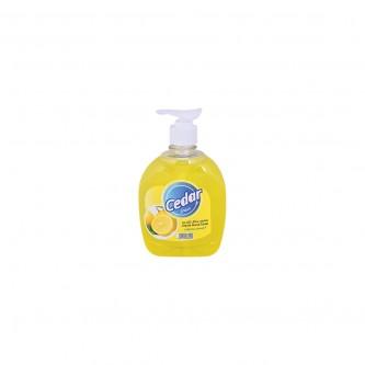 صابون ايدي سائل سيدار  400 مل برائحة الليمون