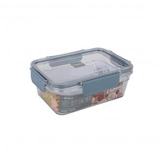 حافظه بلاستيك مستطيل  مع غطاء -  شفاف  موديل  SH19538