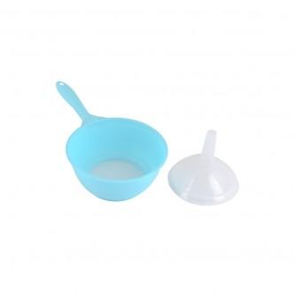 مصفى بلاستيك بيد + قمع بلاستيك رقم SH18996
