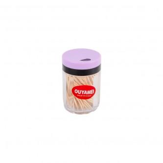 اعواد  اسنان خشب بعلبة  ملون  موديل 8400017