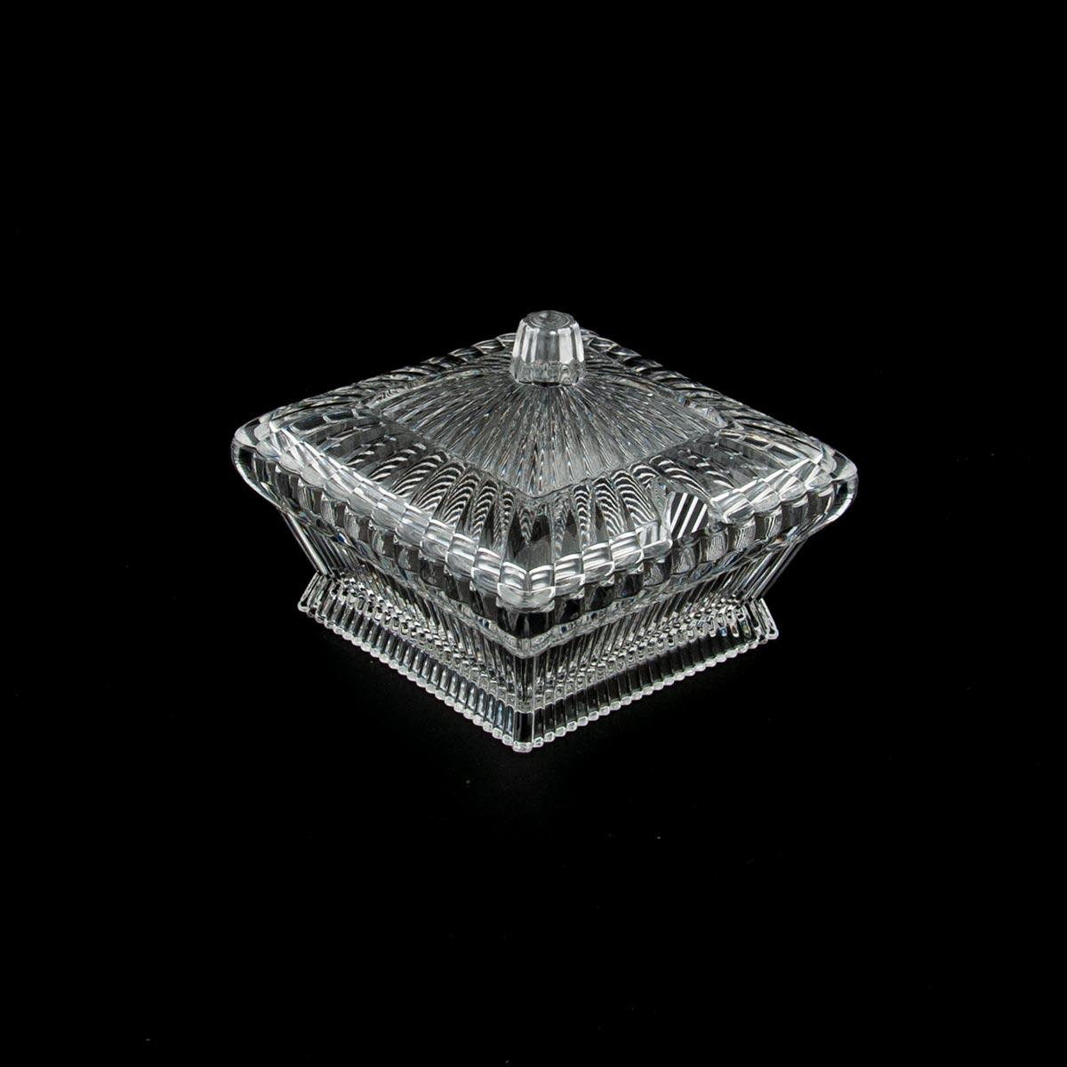 تمرية اكريلك أزاد شفاف مربع صغير  رقم HW-23-BL