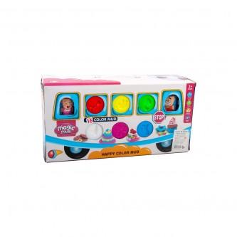 لعبة صلصال بعلبة للاطفال رقم 8062