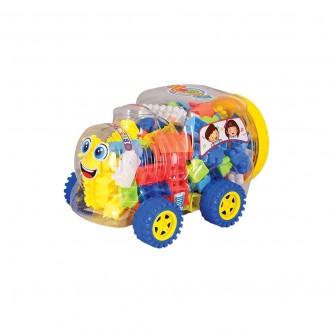 مكعبات  العاب تركيب للاطفال رقم 6640-1