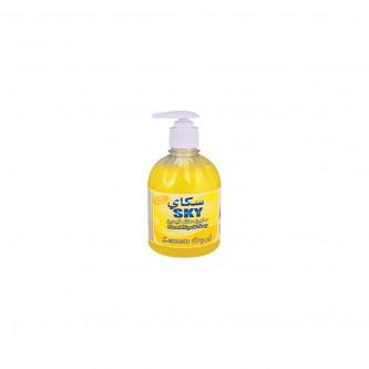 صابون سائل لليدين سكاي برائحة الليمون سعة 400 مل
