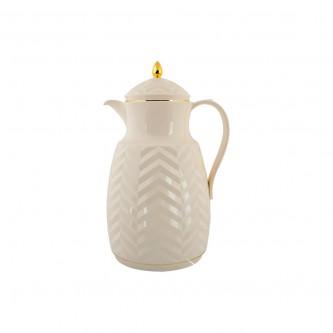 ترمس شاي وقهوة , روز , مقاس  1.0لتر موديل 52473