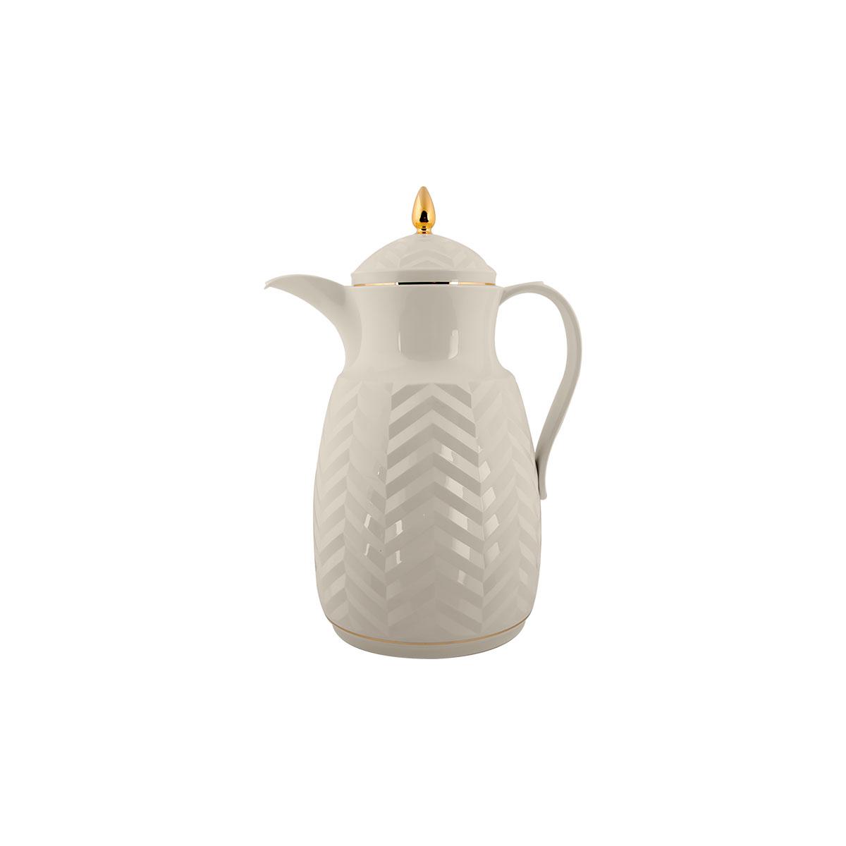 ترمس شاي وقهوة , روز , مقاس  0.65 لتر موديل 52475