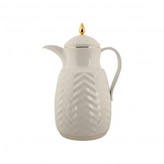 ترمس شاي وقهوة , روز , مقاس  1.5لتر موديل 52477