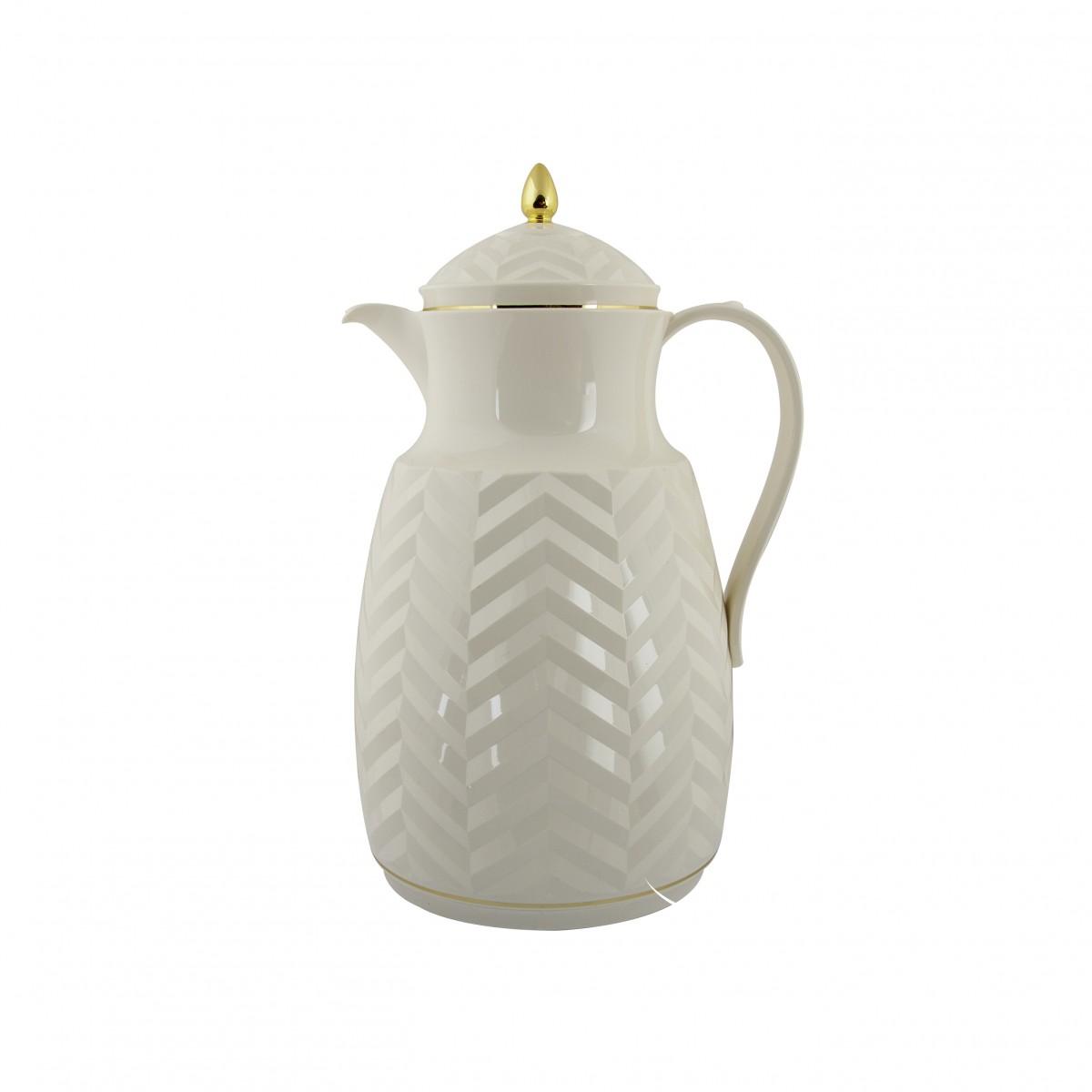 ترمس شاي وقهوة , روز , مقاس  1.5لتر موديل 52474