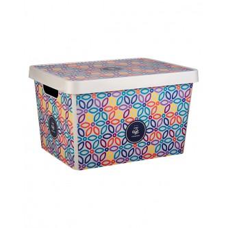 صندوق تخزين بلاستيك متعدد الاستخدامات موديل G-643-H