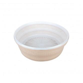 مصفى بلاستيك طقم 2 حبة الوان متعددة رقم MM232