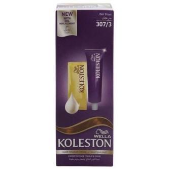 صبغة كوليستون لتلوين الشعر 307/3 مع بديل الزيت , بندقي