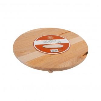 طاولة خشبية لفرد العجين مقاس 45 سم رقم LT30194