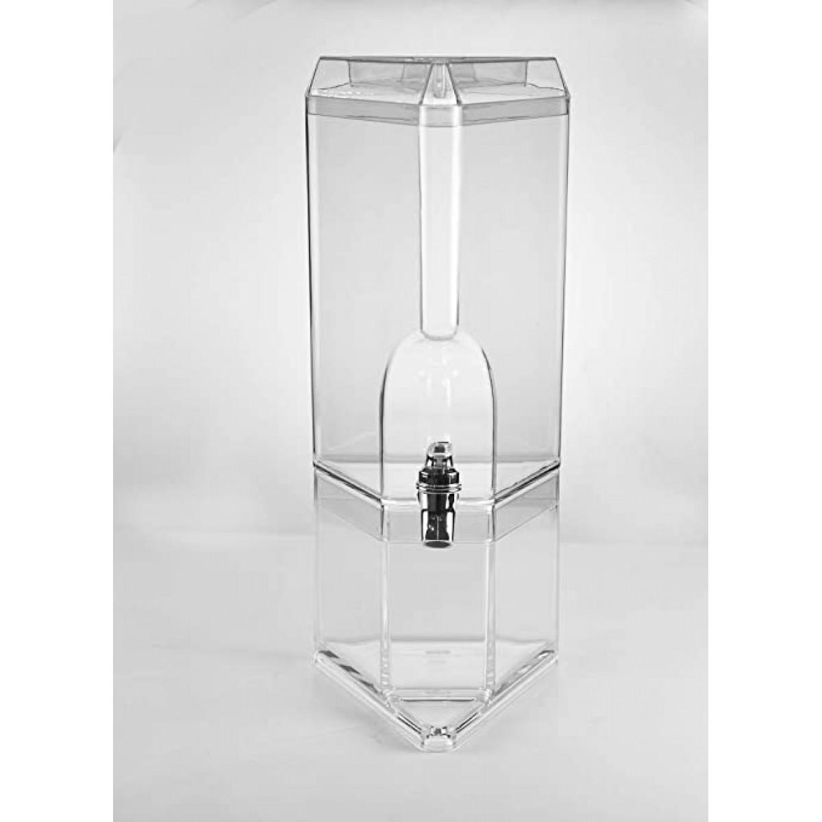 جاك عصير اكريلك شفاف رقم METJ5-1-0