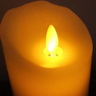 شمع بلاستيك مضيئ يعمل بالبطارية رقم BA-149