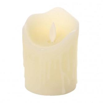شمع بلاستيك مضيئ يعمل بالبطارية رقم BA-150