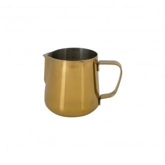 لبانة استيل لون ذهبي سعة 350 مل رقم 0500821