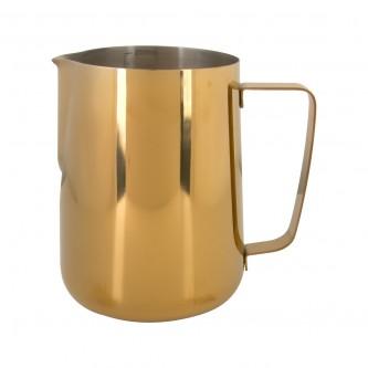لبانة استيل لون ذهبي سعة 2000 مل رقم 0500825