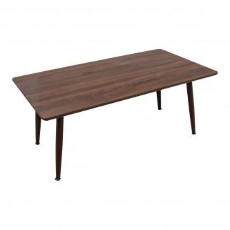 طاولة تقديم وخدمة خشب مستطيل لون بني غامق  رقم 616