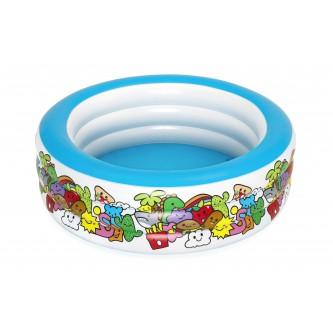 حوض سباحة دائري الشكل قابل للنفخ من بيست واي رقم 51121