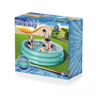 حوض سباحة دائري الشكل قابل للنفخ من بيست واي رقم 51043