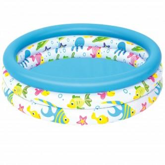 حوض سباحة دائري الشكل قابل للنفخ من بيست واي رقم 51008