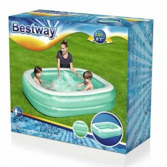 حوض سباحة مستطيل الشكل قابل للنفخ من بيست واي رقم 54005