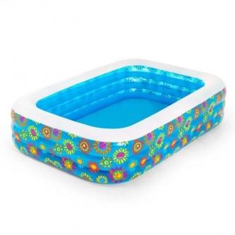 حوض سباحة مستطيل الشكل قابل للنفخ من بيست واي رقم 54120