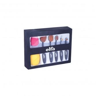 مجموعة فرش مكياج من elfa موديل 003407