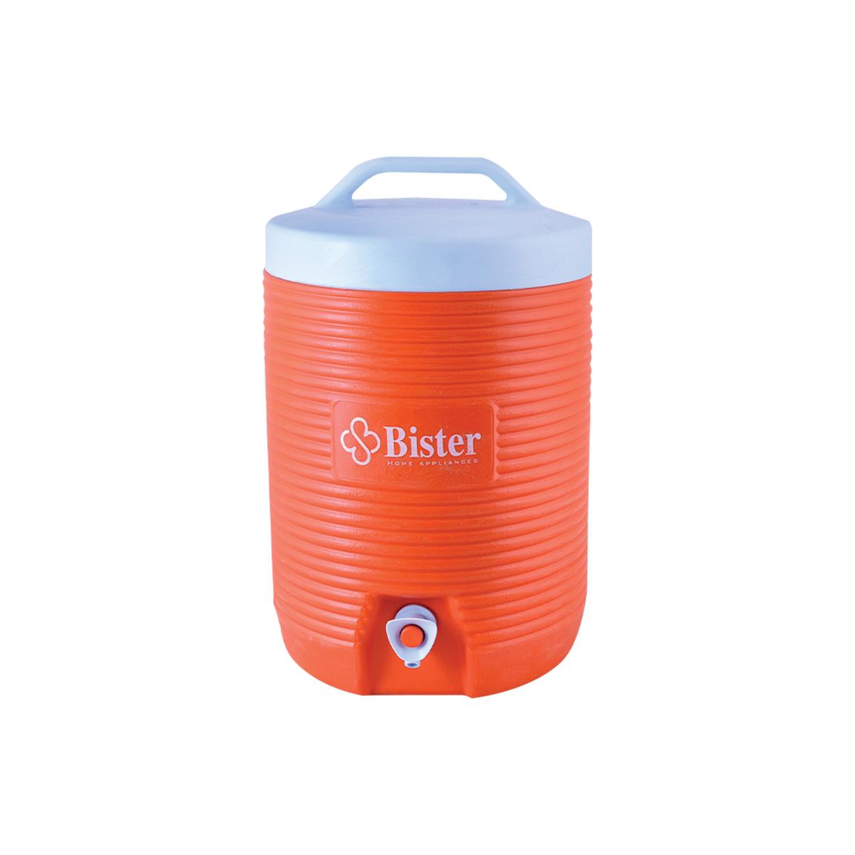ترمس Bister - حافظة مياه وثلج , 7.8 لتر  , 2 جالون