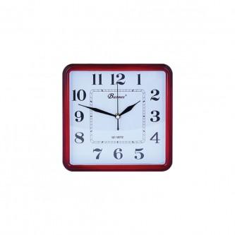 ساعة حائط  شكل مربع رقم YM-23312
