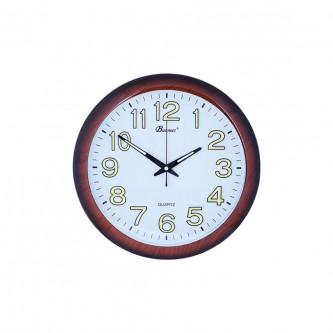 ساعة حائط  شكل دائري رقم YM-23319