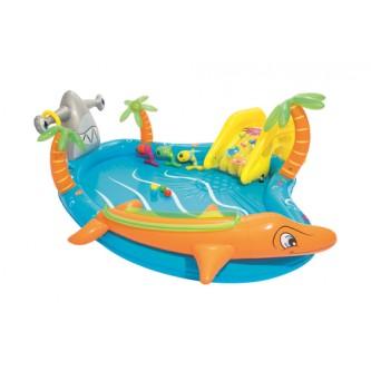 حوض سباحة قابل للنفخ من بيست واي رقم 53067