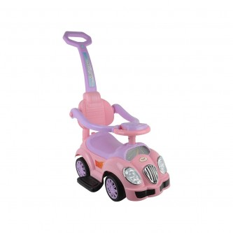 سيارة دفع للاطفال لون وردي رقم BRJ-916