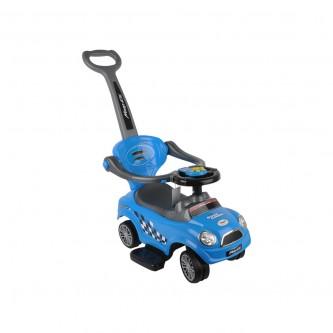 سيارة دفع للاطفال لون ازرق رقم 323