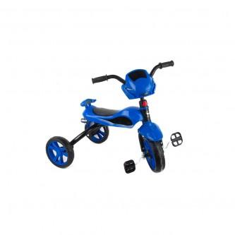 دراجة اطفال ثلاث عجلات - مقعد واحد - لون ازرق رقم 818