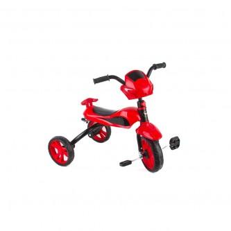 دراجة اطفال ثلاث عجلات - مقعد واحد - لون احمر رقم 818