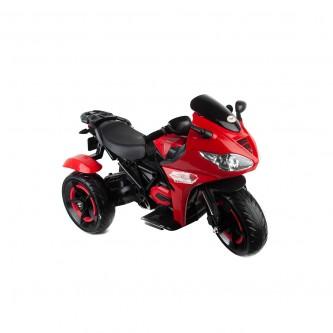 دباب كهربائي للاطفال  3 عجلات لون احمر موديل BRJ -675
