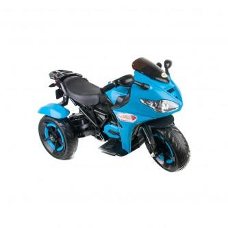 دباب كهربائي للاطفال  3 عجلات لون سماوي موديل BRJ -675